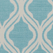 Trellis fabric pattern in the 'pool' color from Duralee Fabrics
