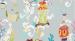 Kravet's 'Teablossom' fabric in the 'Yangtze' color