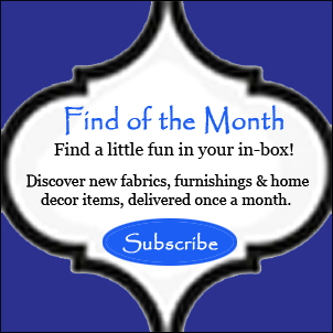 Subscribe to the Find of the Month E-Newsletter