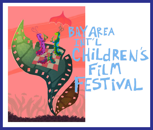 Poster for 2015 Kids' Film Festival